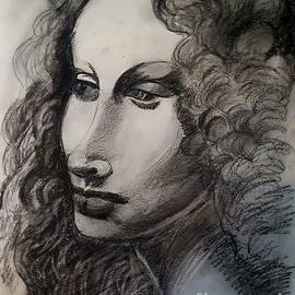 Portrait by Lyn Vic