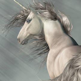 Portrait of a Unicorn by Daniel Eskridge