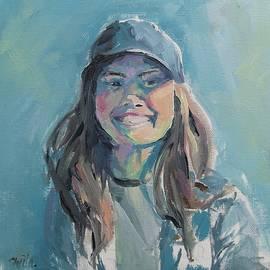 Portrait - Yvonne