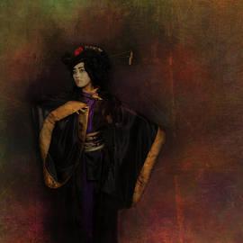 Portraits - Geisha 7 by Jeff Burgess