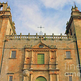 Portugal - Miranda Do Duoro Cathedral by Nieves Nitta