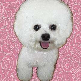 Powder Puff Pup by Chante Moody