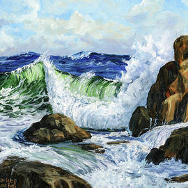 Power Of The Sea by Darice Machel McGuire