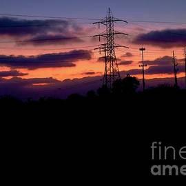 Power Sundown by Inez Ellen Titchenal