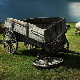 Prairie Storm by Frank Vargo