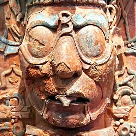 Pre-Columbian eye glasses, Palenque, Mexico by Tatiana Travelways