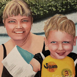 Precious Moments in the Sun by Deborah Strategier