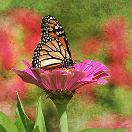 Precious Pollinator by Carmen Macuga