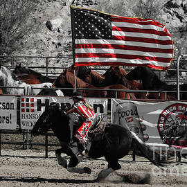 Presenting the Colors in Red by Bob Hislop