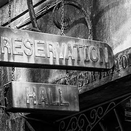 Preservation Hall Jazz by Stephen Stookey