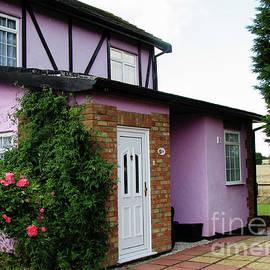 Pretty-in-Pink House by Kathryn Jones