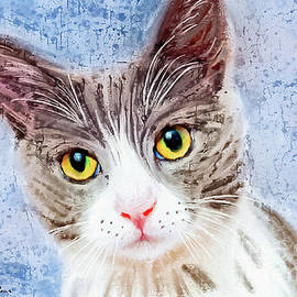 Pretty Kitty Cat by Tina LeCour