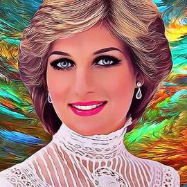 Princess Diana by Karen Showell