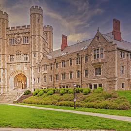 Princeton University Blair Hall  by Susan Candelario