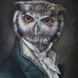 Professor Dapper by Yvonne Wright