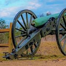 Prospect Hill Battlefield by Richard Thomas