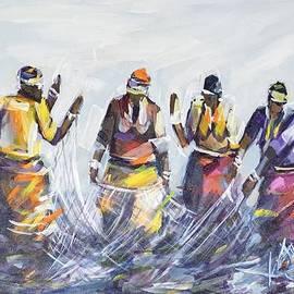 Protain harvesting  by Allen Kupeta