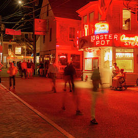 Provincetown by David Lee