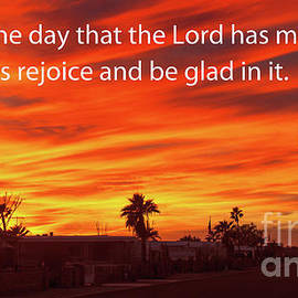 Psalm 118 Verse 24 by Robert Bales