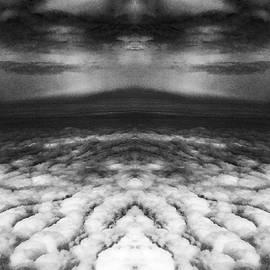 Psychedelic Cloudscape by Austin Davis
