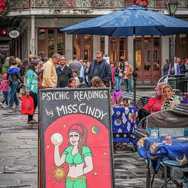 Psychic Readings French Quarter NOLA by Kathleen K Parker