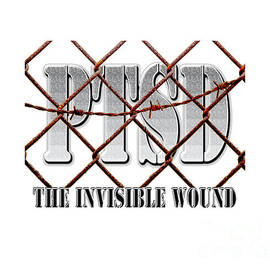 PTSD - The Invisible Wound by Mark Hendrickson