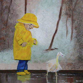 Puddles and Rainy Days by Deborah Klubertanz