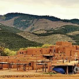 Pueblo by Suzanne Wilkinson