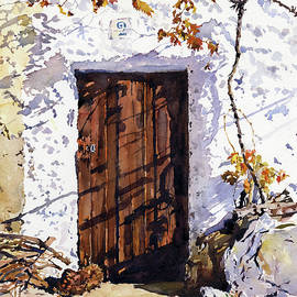 Puerta Rustica by Margaret Merry