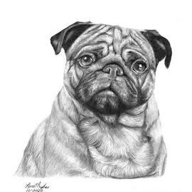 Pug by Lena Auxier