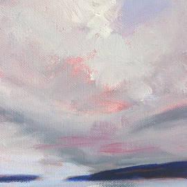 Puget Sound Morning by Nancy Merkle