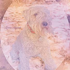 Pup Smart, Sepia Rose Gold by Mariecor Agravante