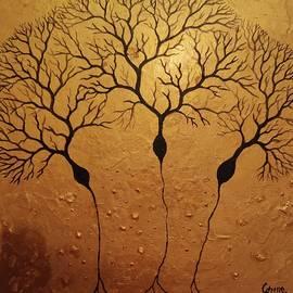 Purkinje neurons by Chirila Corina