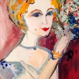 Put on your glad rags by Judith Desrosiers