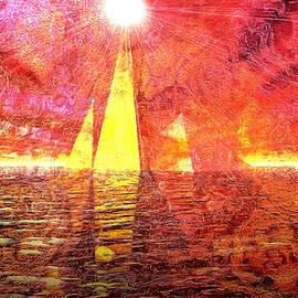 Pyramid Lighthouse by Mario Carini