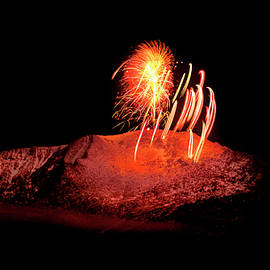 Pyrotechnic Comes From The Greek Root Pyr Meaning Fire And Techni Meaning Art. by Bijan Pirnia