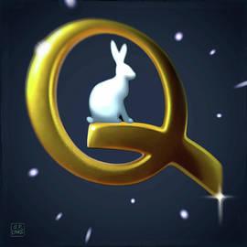 QAnon Logo by Udo Linke