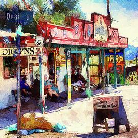 Quail Dr. Oatman Arizona by Tatiana Travelways