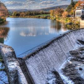 Quechee Falls by Randy Dyer