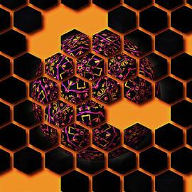 Queen Bee by Susan Maxwell Schmidt
