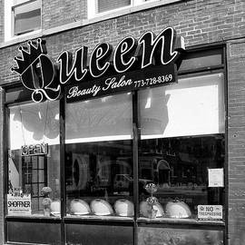 QUEEN FOR A DAY Beauty Salon by William Dey