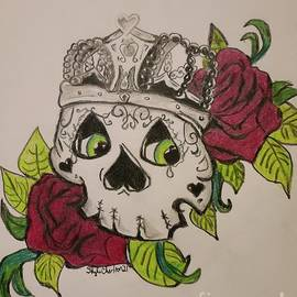 Queen of Skulls by Shylee Charlton