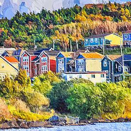 Quidi Vidi St.Johns Newfoundland by Tatiana Travelways