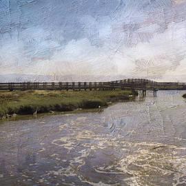 Quiet Bridge by Dwayne MURPHY
