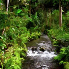 Quiet Jungle by Rosalie Scanlon