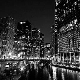 Quiet Walk At Night by Sarah Szymanski