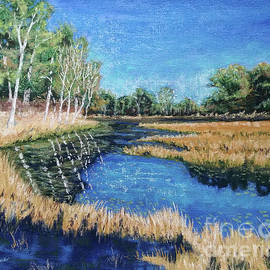Quiet Waters by Renee Couture