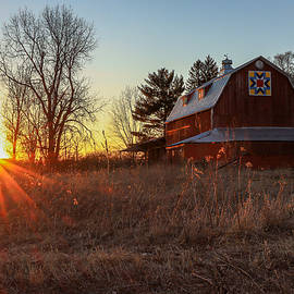 Quilted BarnSet by Jeremy W Riehle