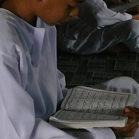 Quran Student Portrait 1 by Robert Bociaga