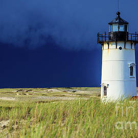 Race Point Lighthouse by David Lee